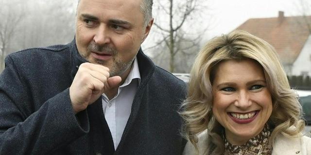 Hans Peter Doskozil und Lebensgefährtin Julia Jurtschak
