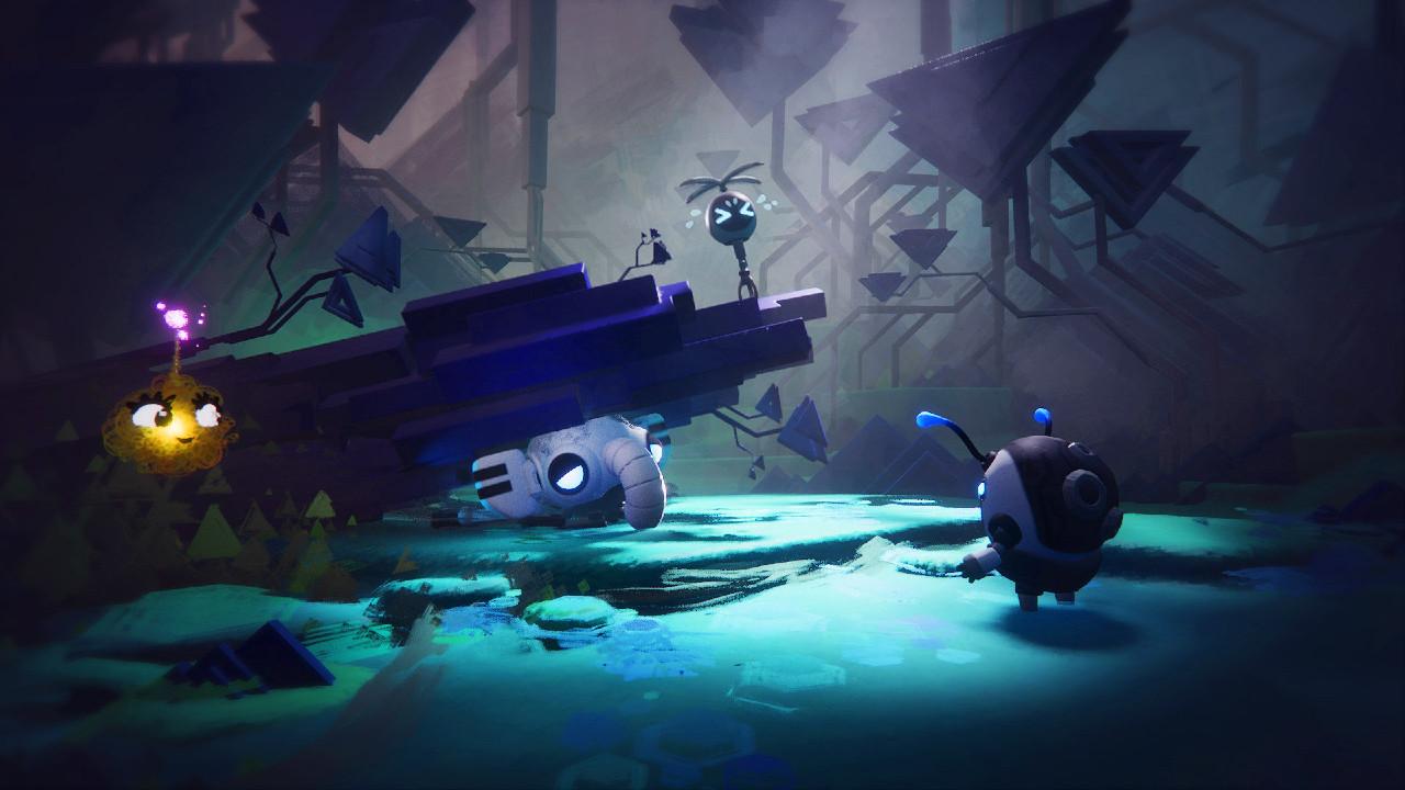 Screenshot des Spiels Dreams von Media Molecule