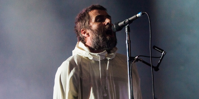 Liam Gallagher live im Wiener Gasometer