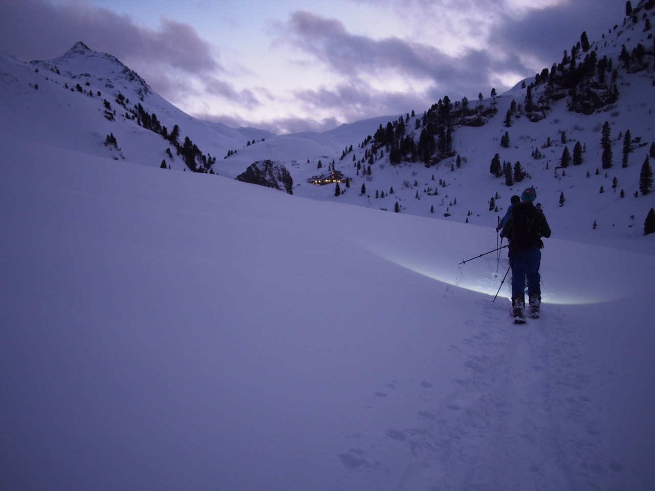 Splitboard Camp Kelchsau