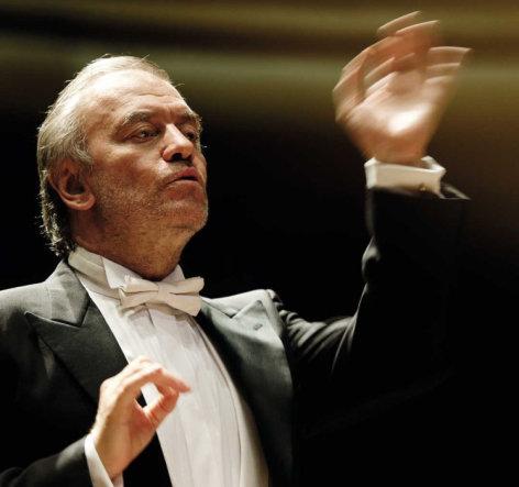 Aus dem Goldenen Saal: Philharmonisches Konzert mit Valery Gergiev