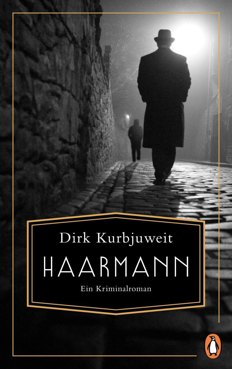 """Cover Buch """"Haarmann"""" von Dirk Kurbjuweit"""