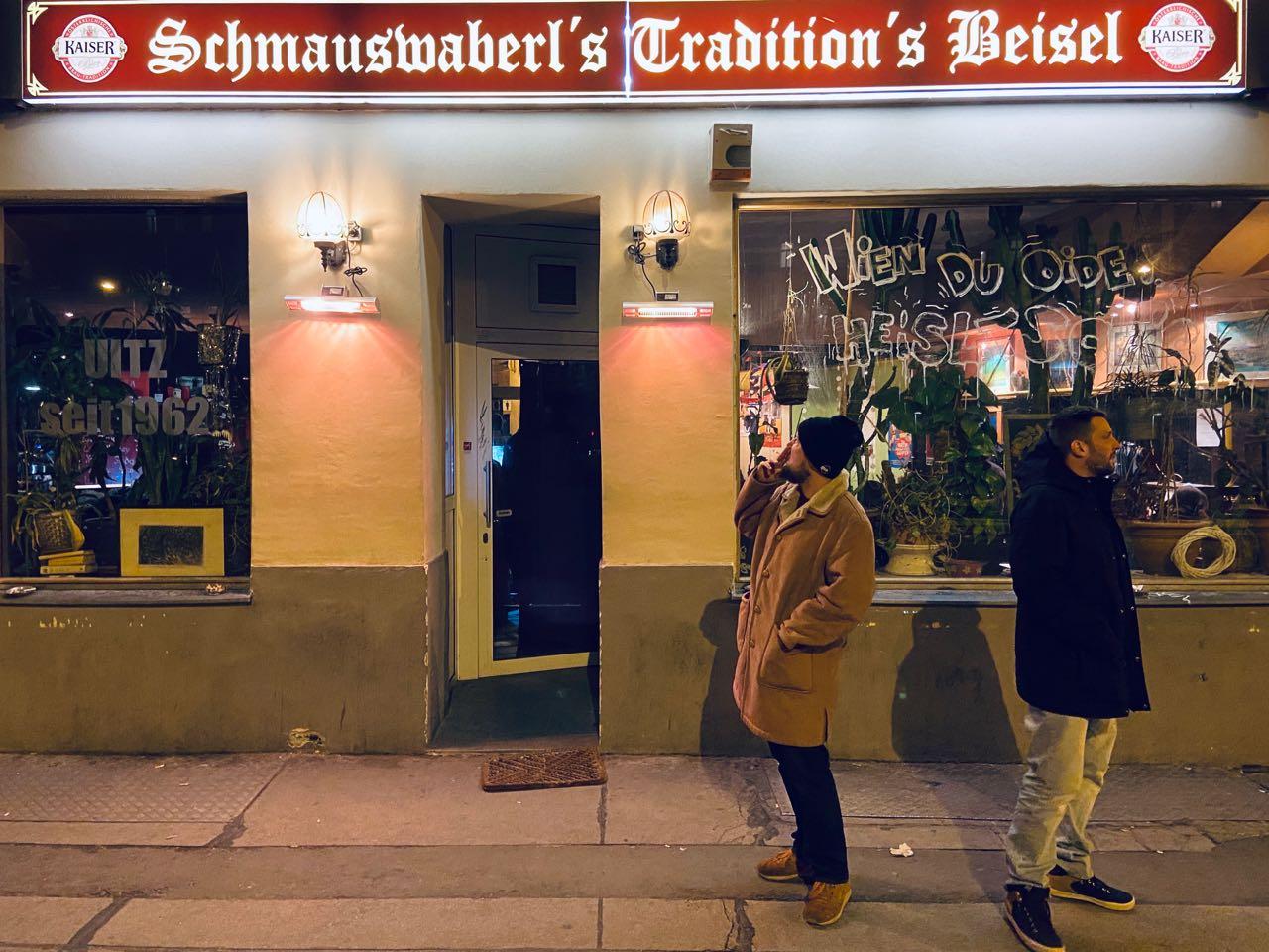 FM4 Im Viertel - Kreiml & Samurai auf der Wienzeile