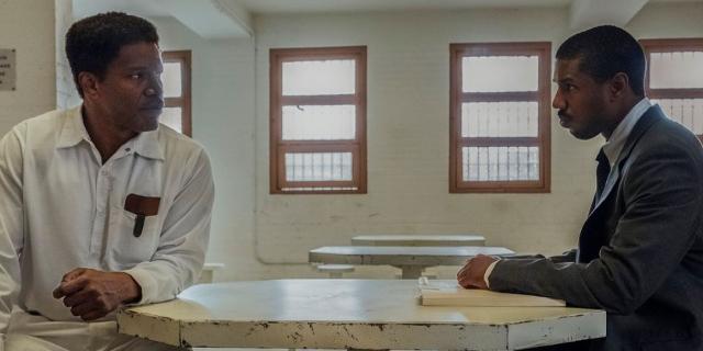 Screenshot Film Just Mercy