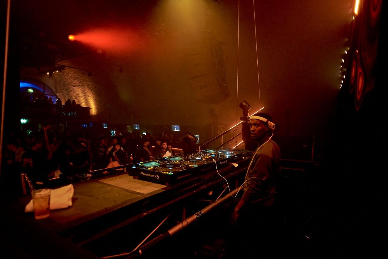 DJ Lag im Dom im Berg