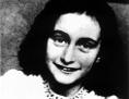 Porträt von Anne Frank