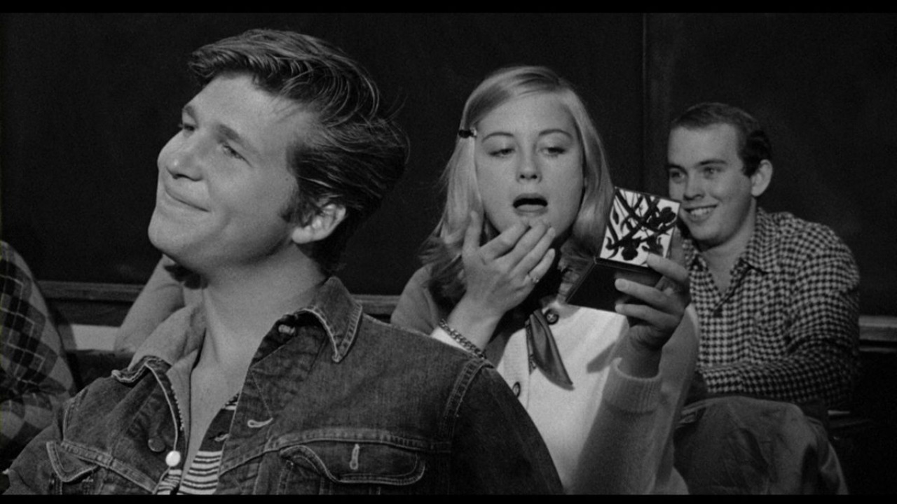 "Szenenbild ""the last picture show"""