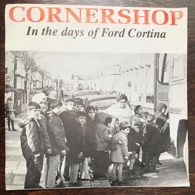 "Cornershop Single ""In the Days of Ford Cortina"""