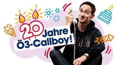 Ö3-Callboy wird 20!