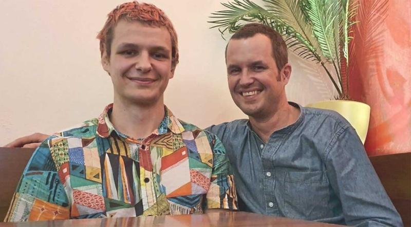 """Elias und Matthias Bohun haben die Reiseagentur """"Traivelling"""" gegründet."""