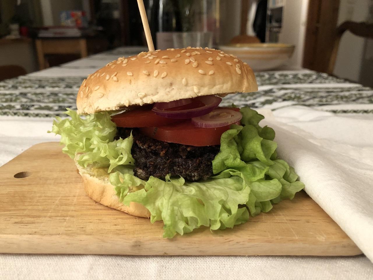 Bohnen-Burger