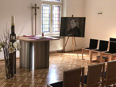 Kapelle Bischofssitz Diözese Feldkirch