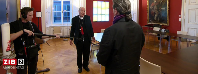Kardinal Schönborn dankt Regierung