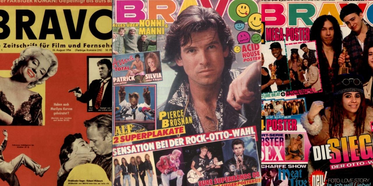 Diverse Bravo covers