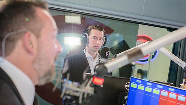 Corona: Wecker Sebastian Kurz Fragen