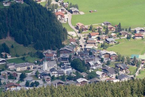Landleben in Filzmoos