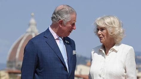 Prinz Charle und Camilla