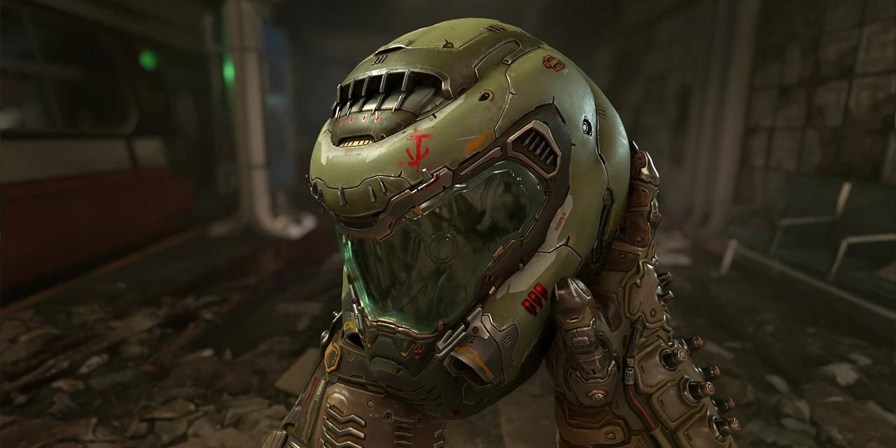 """Screenshot aus """"Doom Eternal"""""""
