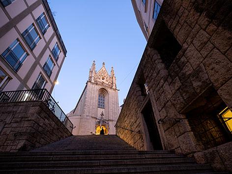 Kirche Maria am Gestade in Wien