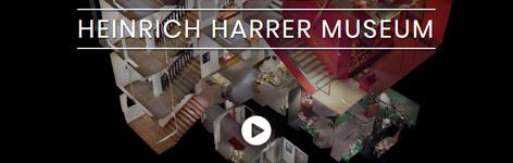 Virtueller Rundgang Heinrich Harrer Museum