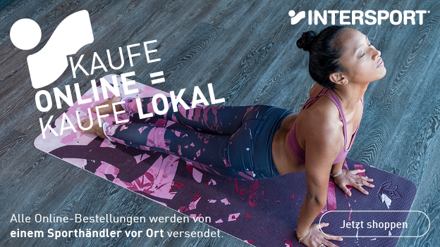 Intersport Sujet - Yoga