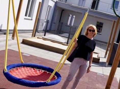 Helden des Alltags, Sabine Sommerer (Leitung Sozialpädagogisches Betreuungszentrum Schauboden)