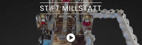 Virtueller Rundgang Stift Millstatt