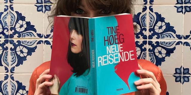 Tina Hoeg mit neuem Buch