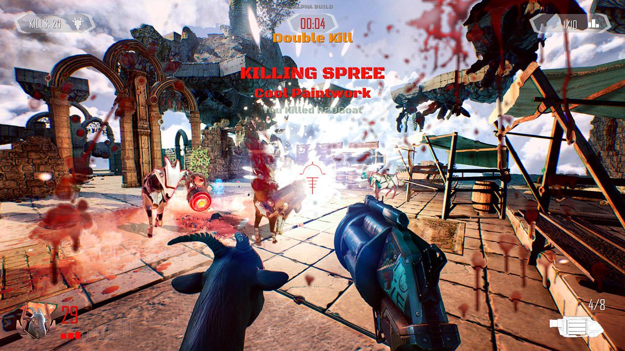 Screenshot Goat of Duty