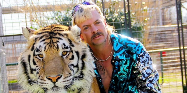 Joe Exotic in Tiger King