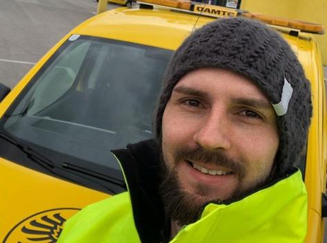 Stefan Janiba, Pannenfahrer des ÖAMTC