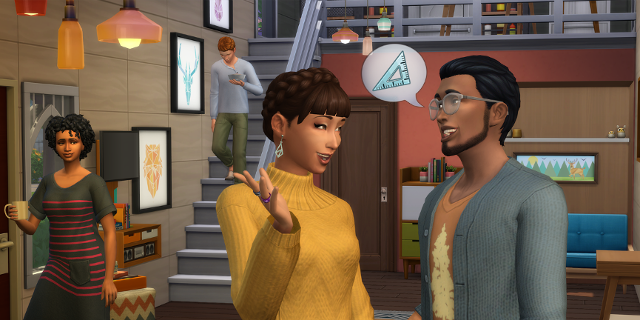 screenshot aus sims 4
