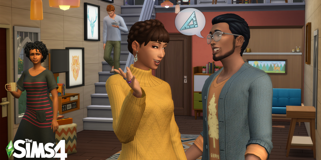 screenshot aus sims 4