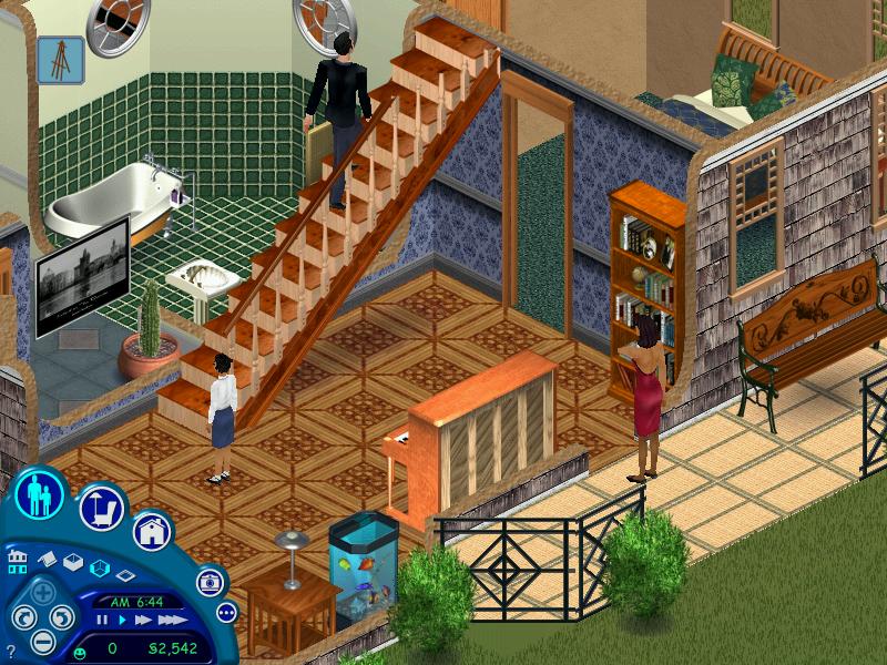 screenshot aus sims