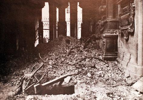 Brandakte Stephansdom - Rekonstruktion einer Katastrophe