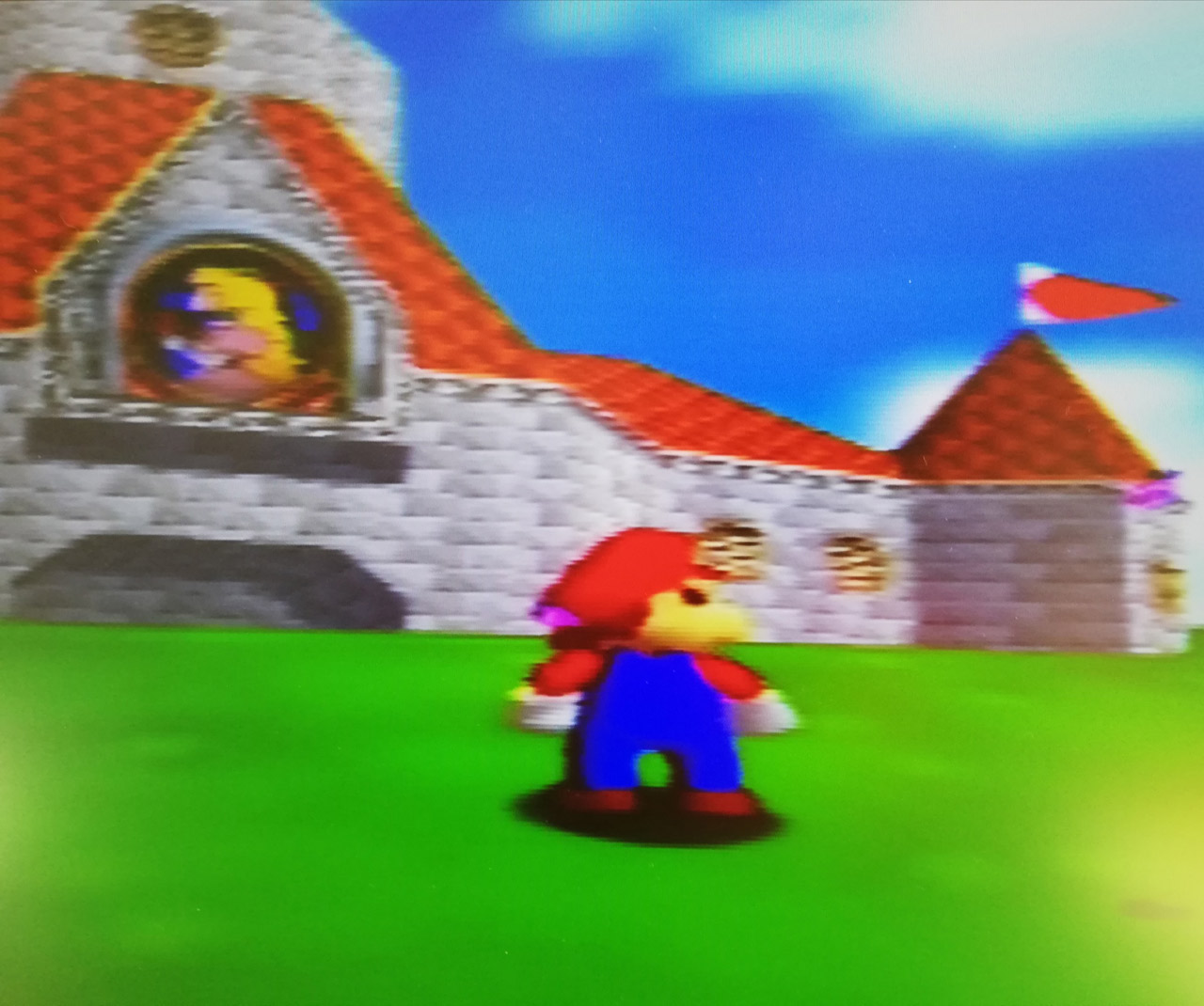 Nintendo 64 Konsole und Adapter