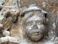 Judenkopf im Riesentor, Stephansdom