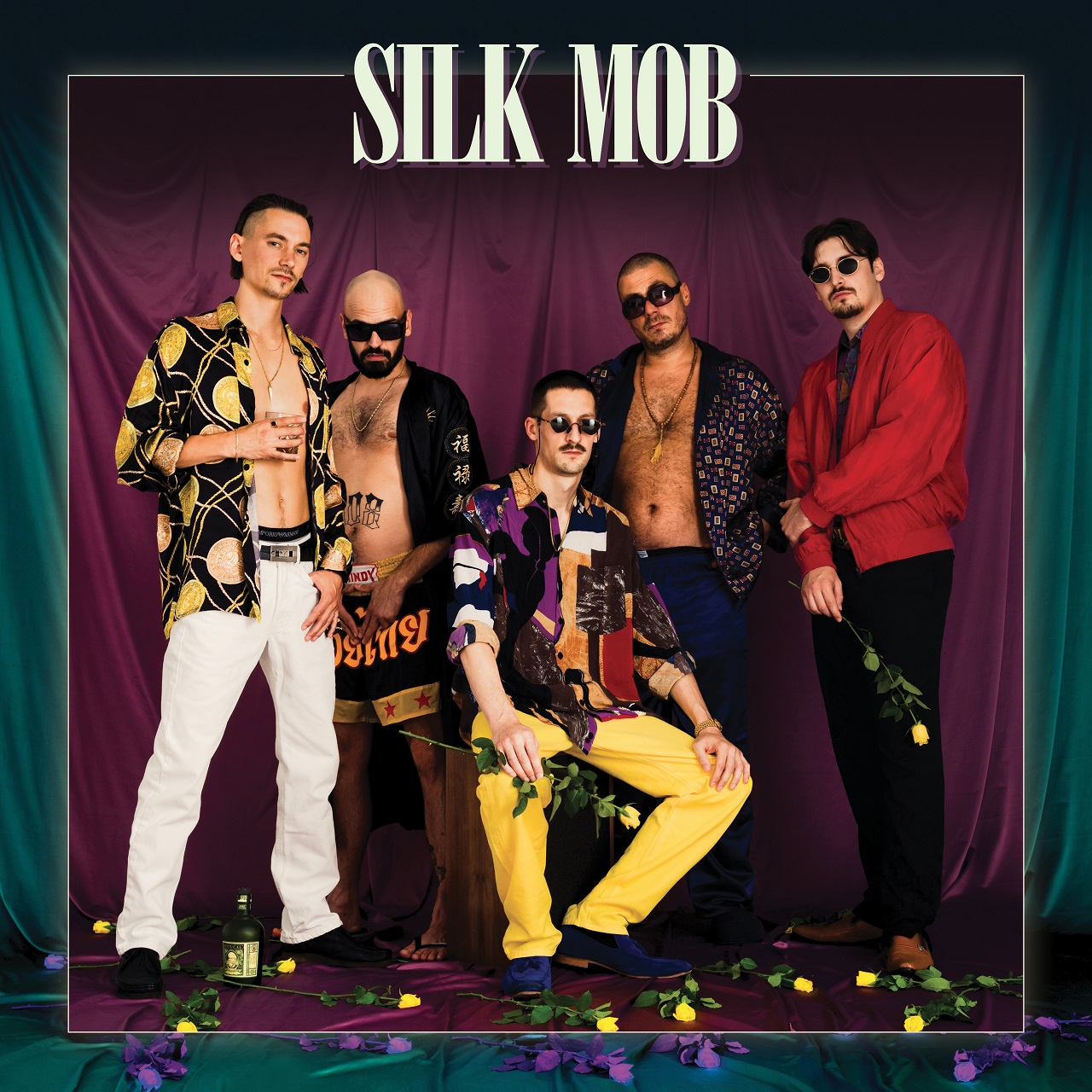 Silk Mob Cover