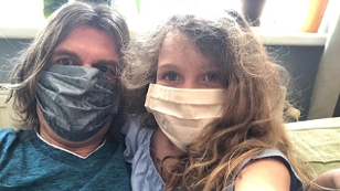 Schutzmaske