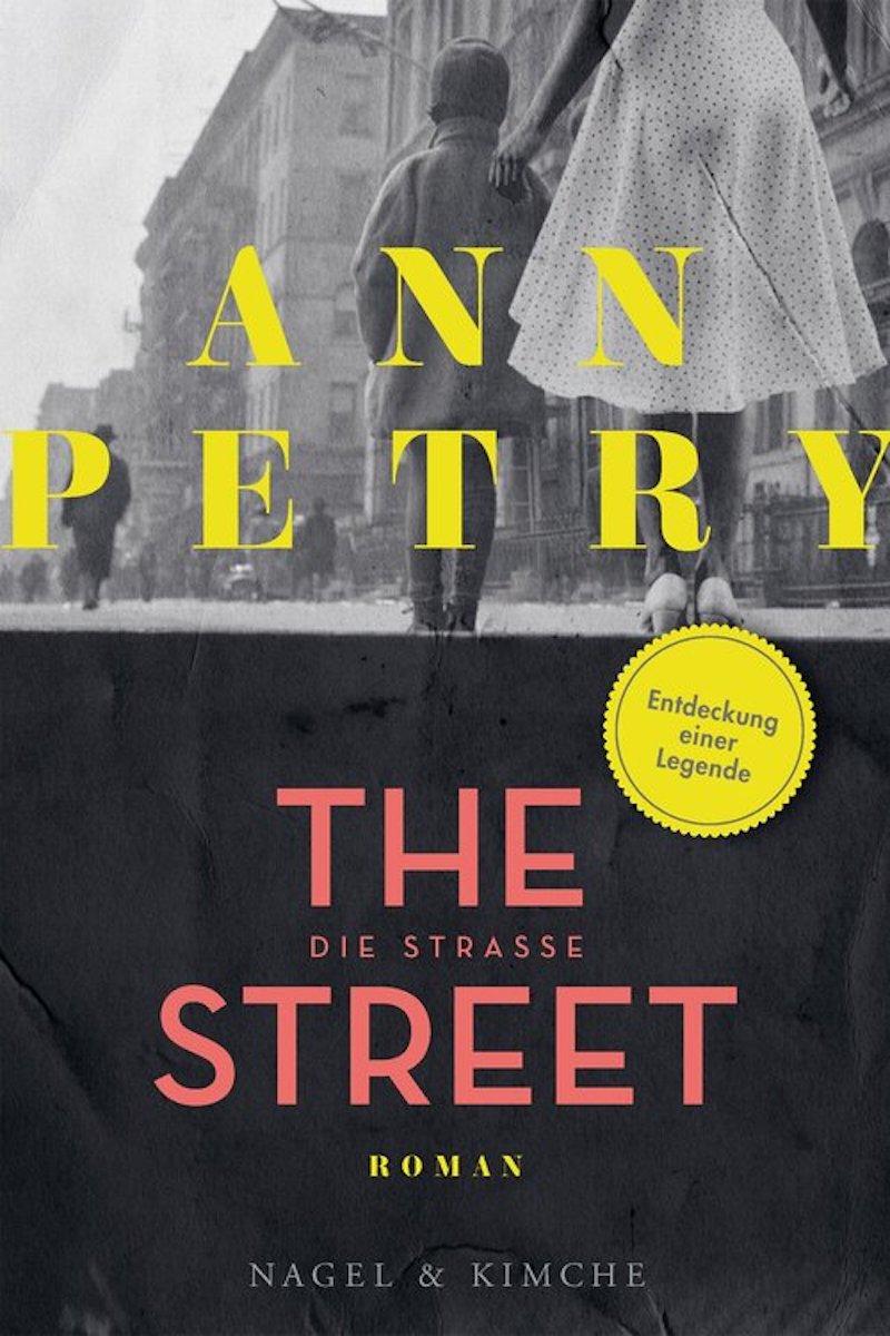 """Cover des Buch """"The Street"""" von Ann Petry"""