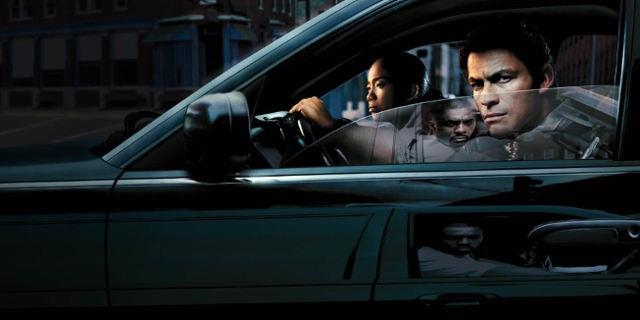 """The Wire"" Still aus Serie"