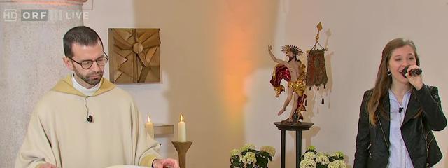 katholischer Gottesdienst 200426