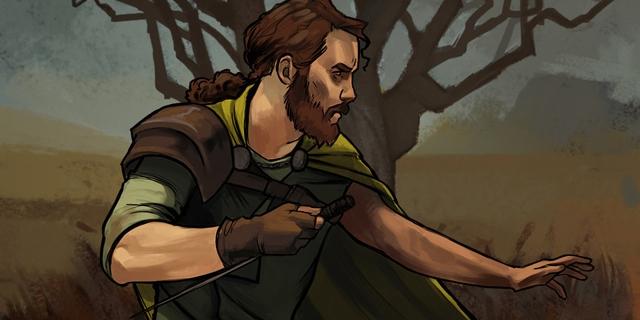 """Bildschirmfoto aus dem Computerspiel """"Ancient Enemy"""""""