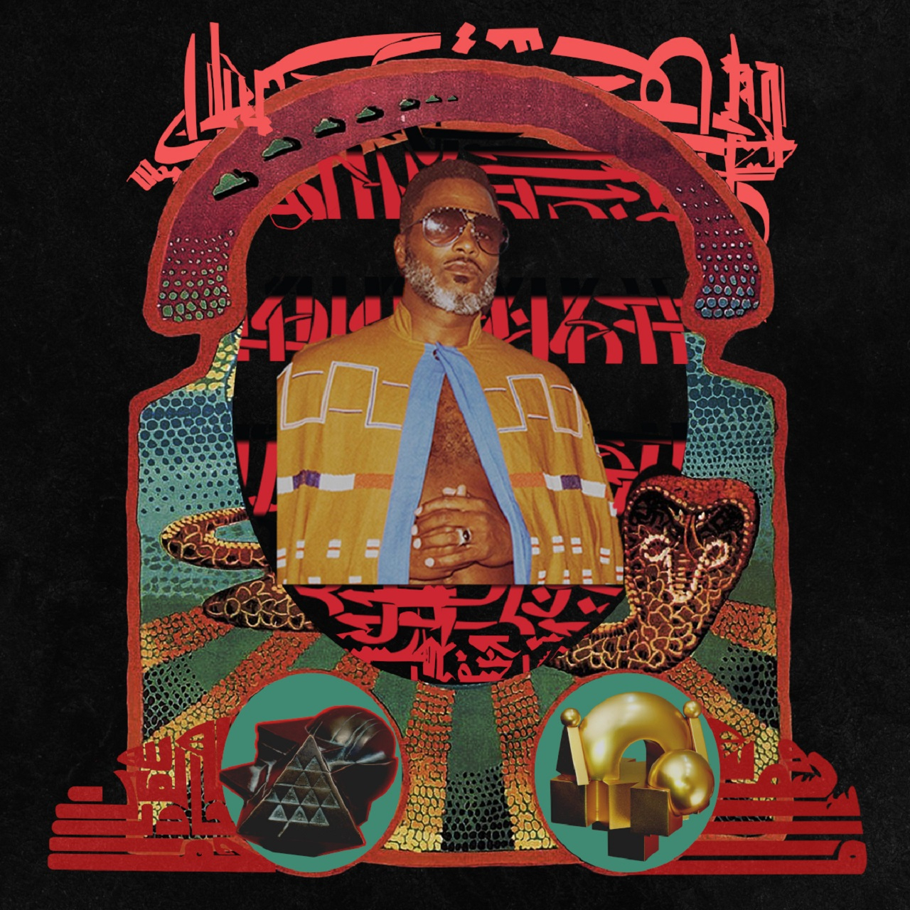 Das neue Shabazz Palaces Album 'The Don Of Diamond Dreams'