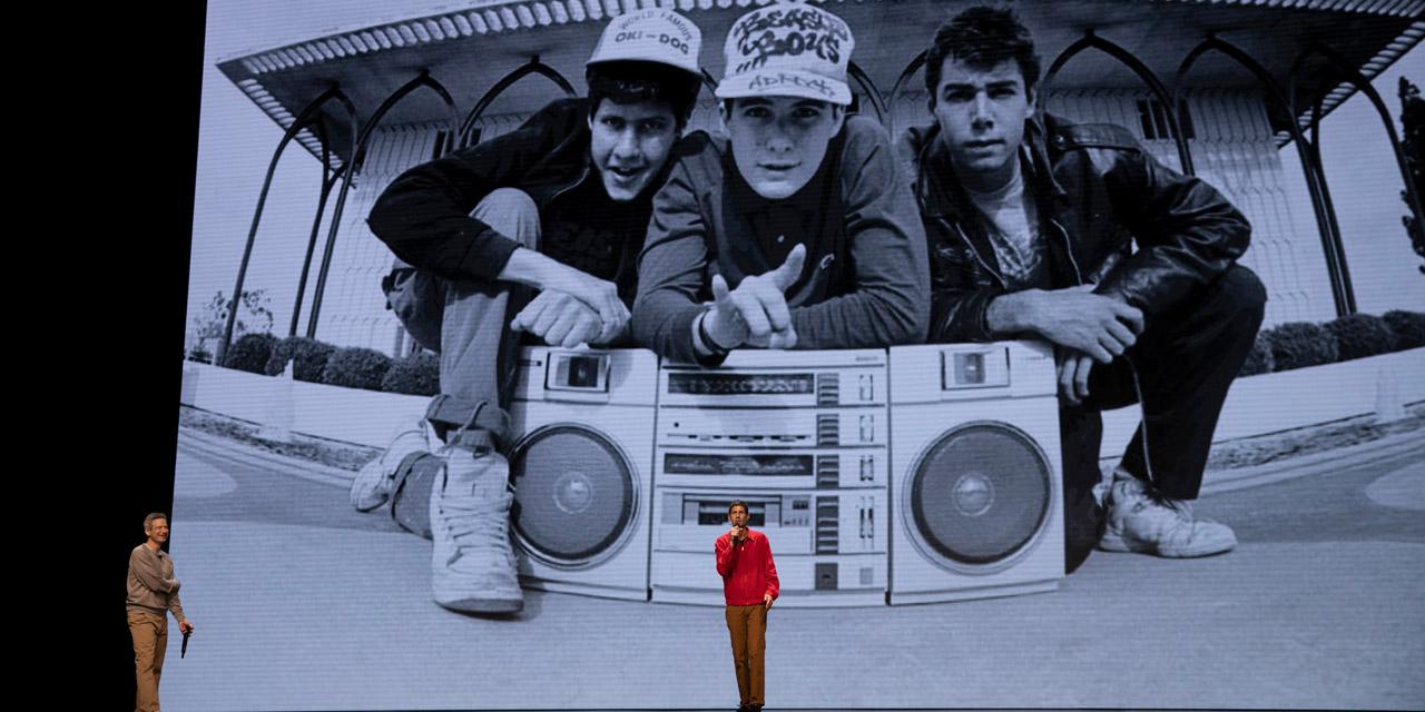 """Filmstill aus """"The Beastie Boys Story"""""""