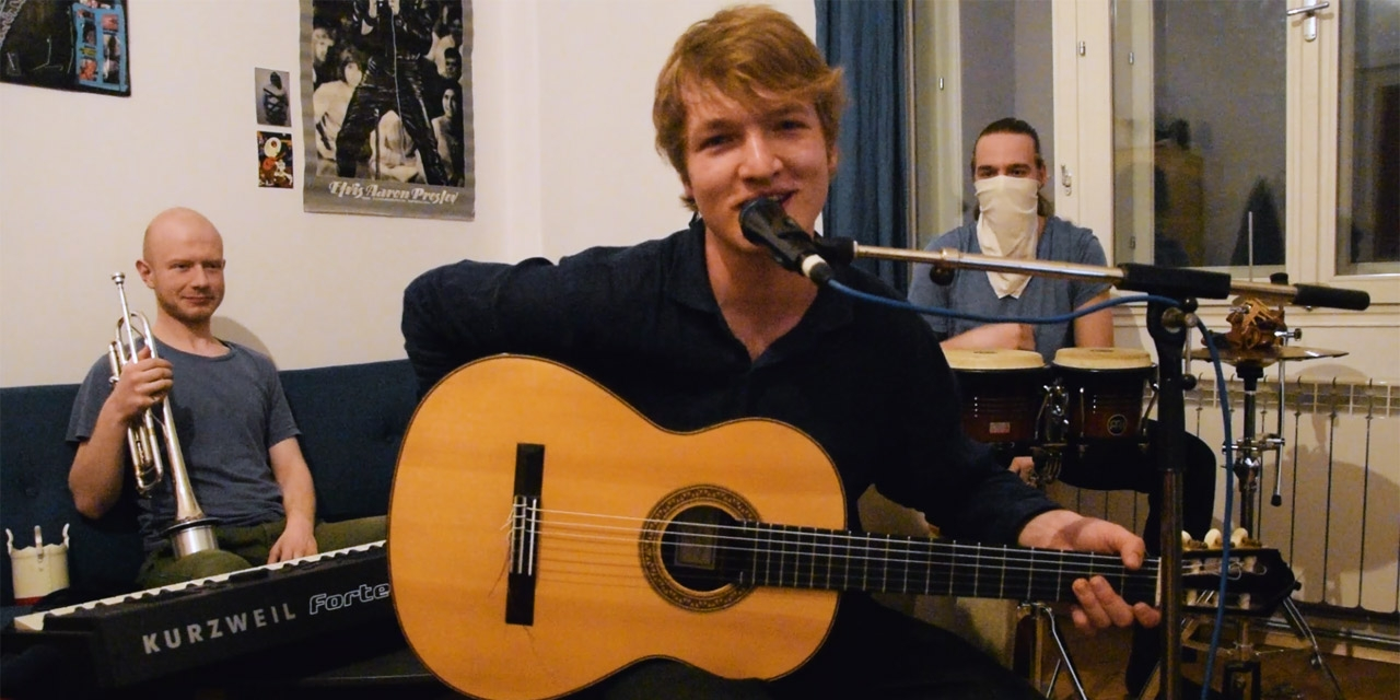 Felix Kramer und Band