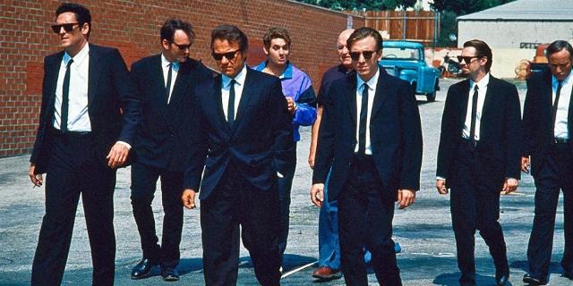 Filmstills aus Reservoir Dogs