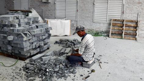 Terrasse aus Billigstein - wie gut ist die Ware aus China?