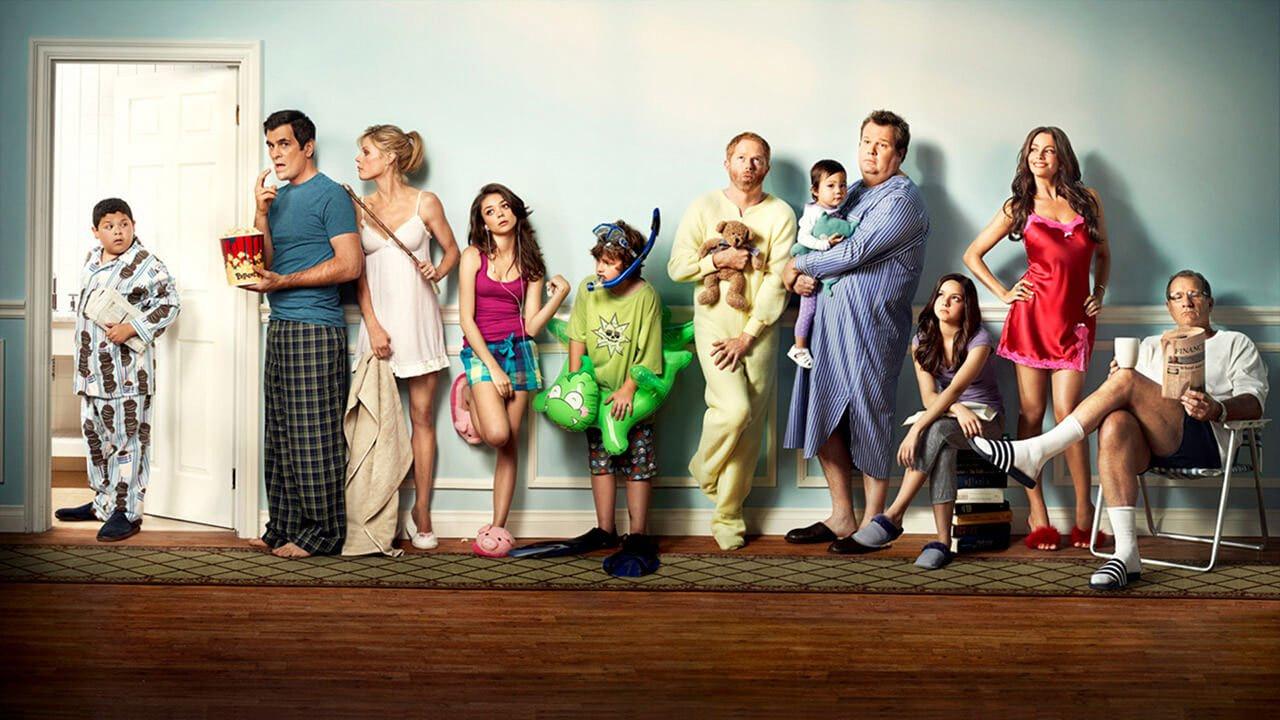 Stills aus der Serie Modern Family
