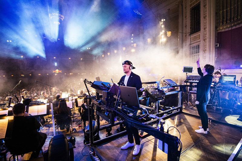 Camo & Krooked / Red Bull Symphonic